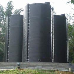 HDPE Spiral Storage Tank