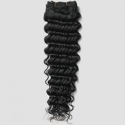 Machine Weft Hair Wig
