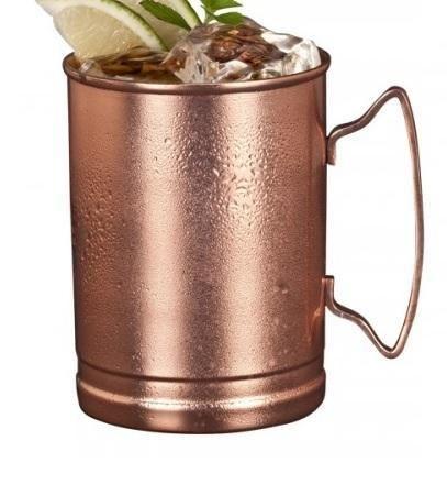 Copper Mule Mug NJO-6436