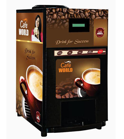 Tea Coffee Vending Machine Machines Manufacturer From Ahmedabad