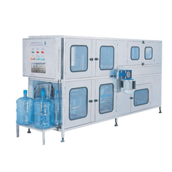 Fully Automatic Jar Washing Machine