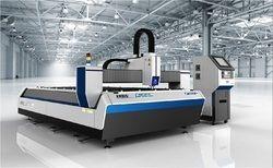 Fiber Metal Laser Cutting Machine