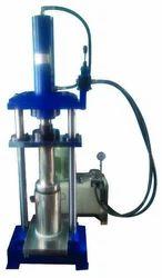 Virgin Coconut Oil Hydraulic Press