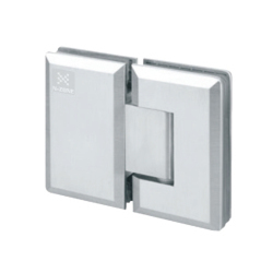 Beveled Shower Hinges Heavy