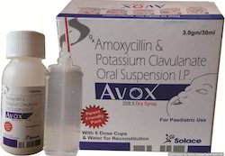 Amoxycillin and Clavulanate Potassium