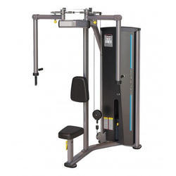 Pec Fly Rear Dec Machine