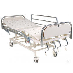 ICU Bed On Wheel