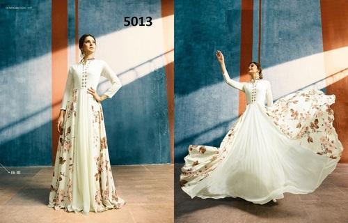 3bc02893fd6 Ladies Gowns - Embroidered Stitched Party Wear Gowns Manufacturer ...