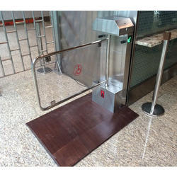 Manual Swing Gate P- Type Turnstiles