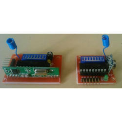 433Mhz Wireless Modules with Breakout Boards