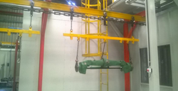 Liquid Paint Line Conveyor