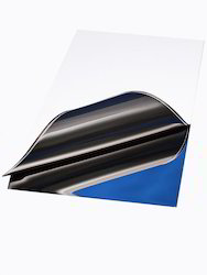 No 8 Mirror Finish Blue Color Stainless Steel Sheets
