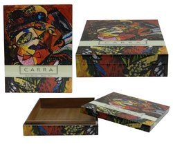 Customized Printed Wooden Box
