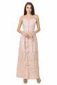 Western Wear Designer Maxi Dress