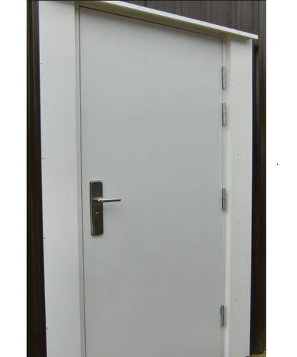 Metal Entry Doors.  Metal Doors Clean Room Manufacturer from Hyderabad