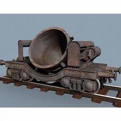 Slag Pot Carrier