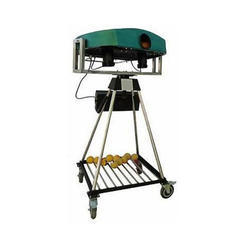 Base Model For Tennis Ball(with Auto Feeder)-Cricket Bowling Machine
