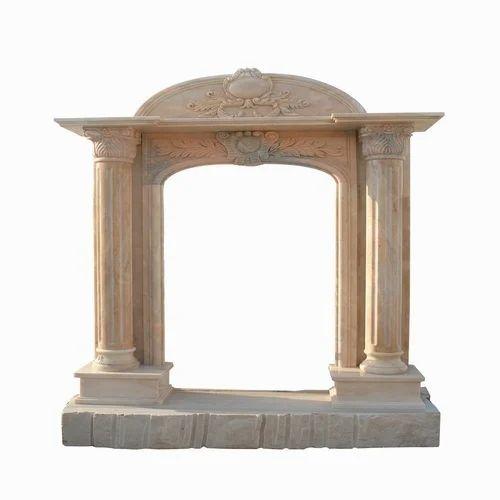 Door Frame - Designer Marble Door Frame Wholesaler from Bhiwani