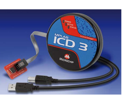 ICD3 In-Circuit Programmer Debugger - Microchips