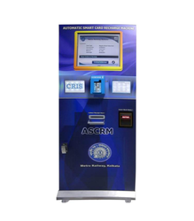 Contactless Smart Card Vending And Recharge Kiosk