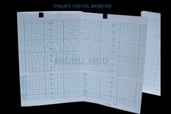 PHILIPS FETAL MONITOR PAPER
