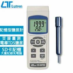 Conductivity Meter, Tds, Salt - Model No-Cd-4307sd