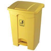 Pedal Dust Bin Plastic Dust Bin And Waste Bin
