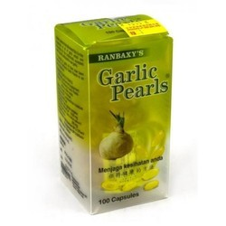 Garlic Pearls Capsules