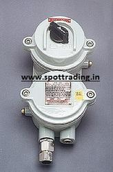Flameproof Weatherproof Rotary Switches