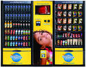 Smart Satellite Vending Machine with E Wallets