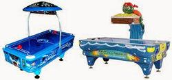 Air Hockey Table Tree