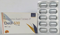 Cefuroxime Axetil Tablet I.P.