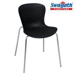 Charmant Bistro Black Chair