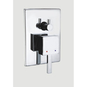Square Divertor Single Lever 4 Way Taps