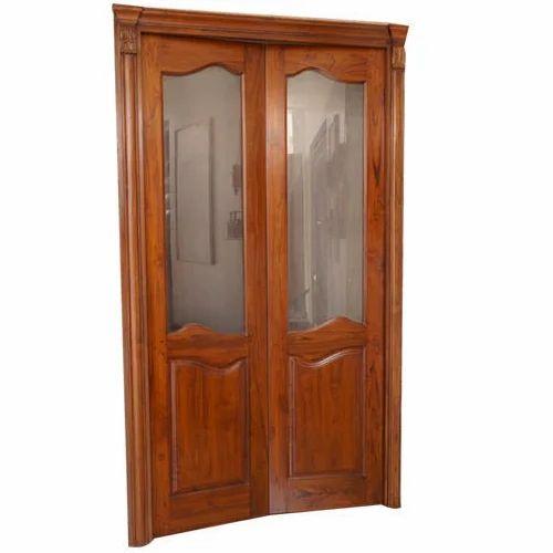 Exterior Wooden Door - Manufacturer from New Delhi