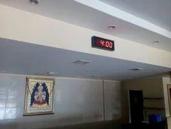 NTP Digital Clocks