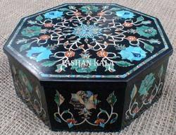 Black Marble Inlay Box