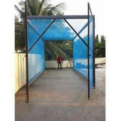 Cricket Practicing Net