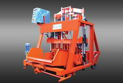 860 G Machine Making Concrete Blocks