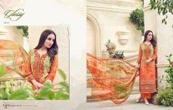 Designer Printed Dress Suit