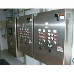 Control Panels Cabinet