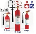 Co2 Type Fire Extinguisher