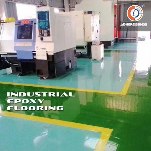 Industrial Epoxy Coating