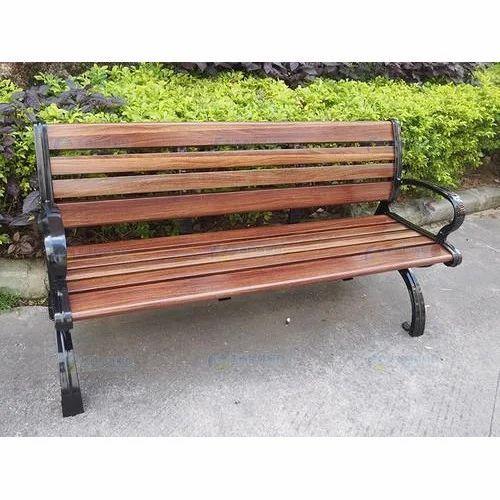 FRP Outdoor Garden Bench