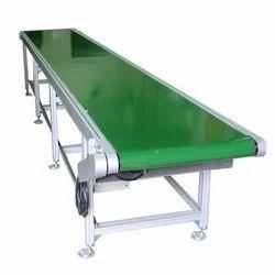 Semi Automatic Conveyor Belt