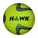 Promotional PVC Swing Neon Yellow Football, Size 5
