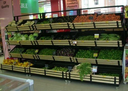 Fruits Amp Vegetable Racks Manufacturer From Chennai