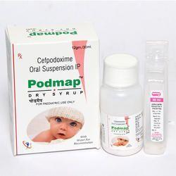 Cefpodoxime Oral Suspension IP