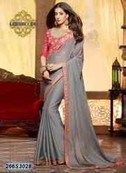 Designer Heavy Blouse Saree