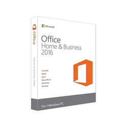 Microsoft Office Home and Business 2016 02275